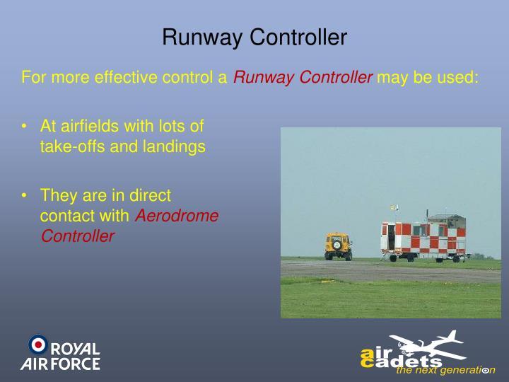Runway Controller