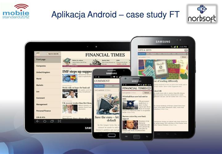Aplikacja Android –