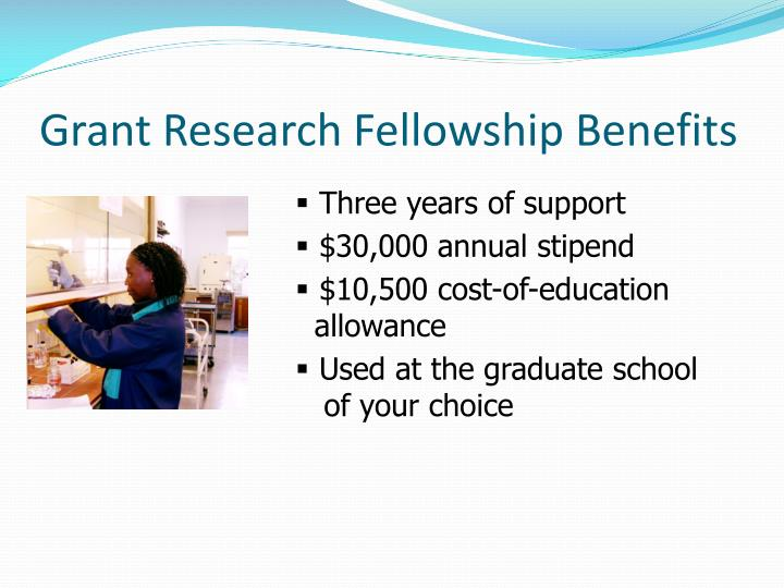 Grant Research Fellowship