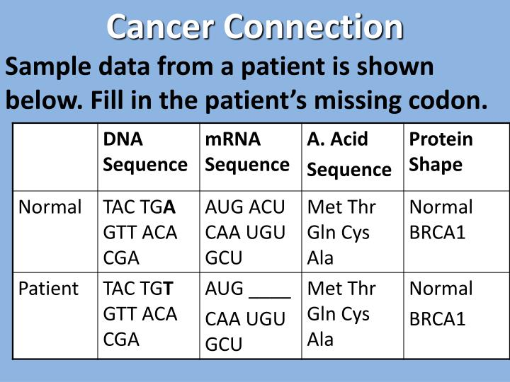 Cancer Connection