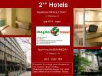 2 hotels