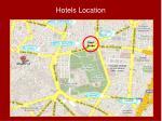 hotels location
