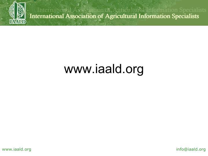 www.iaald.org