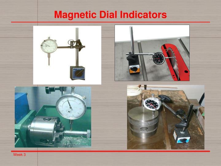 Magnetic Dial Indicators