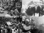 complex challenges