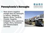 pennsylvania s boroughs