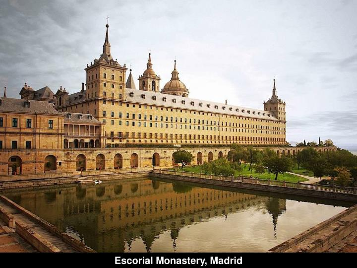 Escorial Monastery, Madrid
