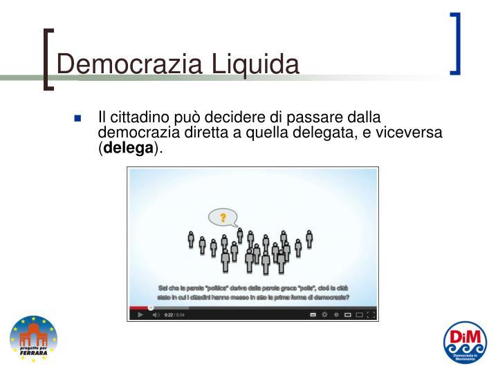 Democrazia Liquida