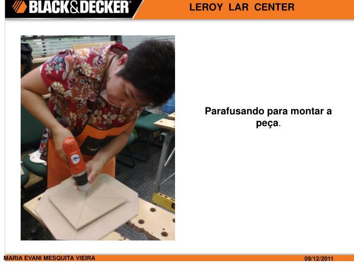 LEROY  LAR  CENTER