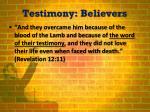 testimony believers2