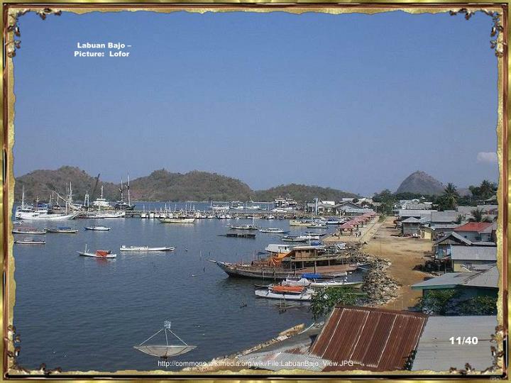 Labuan Bajo – Picture:  Lofor