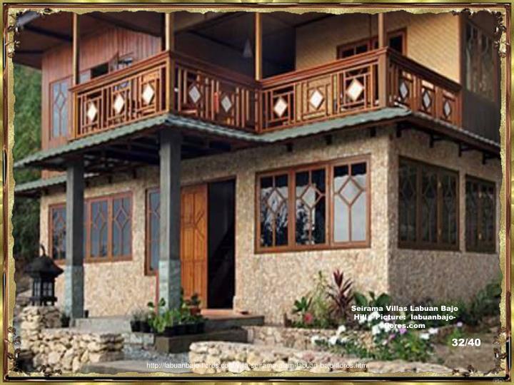 Seirama Villas Labuan Bajo Hill – Picture:  labuanbajo-flores.com