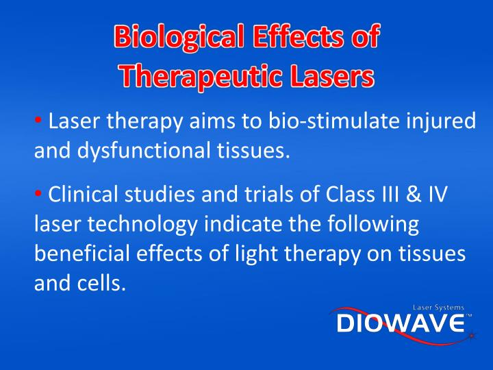 Biological Effects of