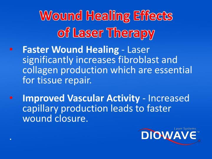 Wound Healing Effects