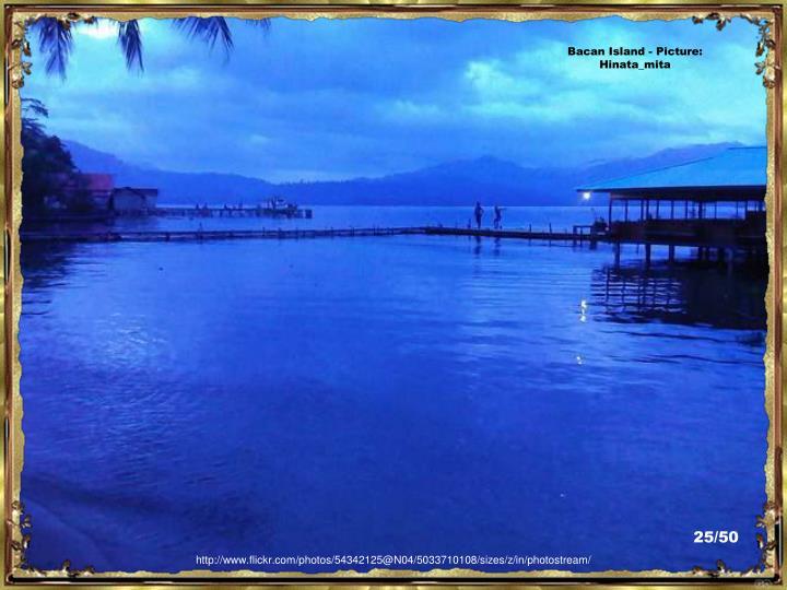 Bacan Island - Picture: Hinata_mita