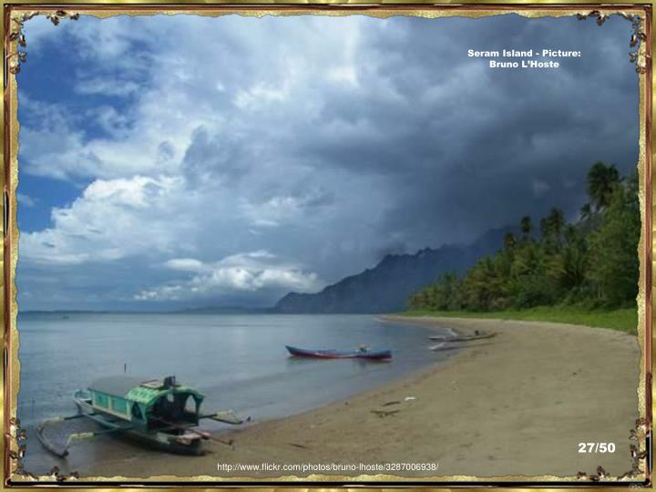 Seram Island - Picture: Bruno L'Hoste
