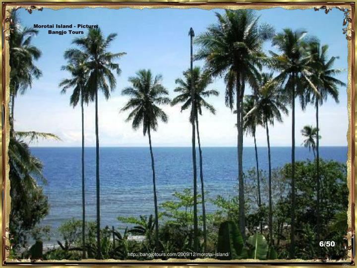 Morotai Island - Picture:  Bangjo Tours
