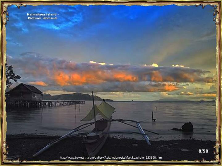 Halmahera Island - Picture:  abmsudi
