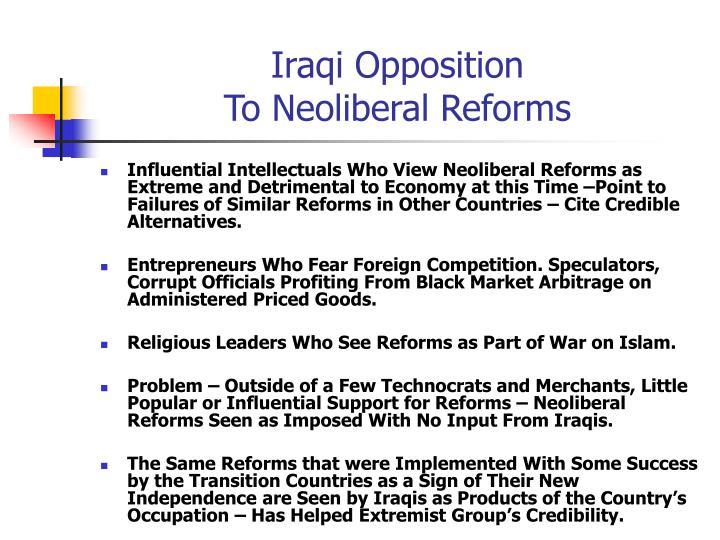 Iraqi Opposition