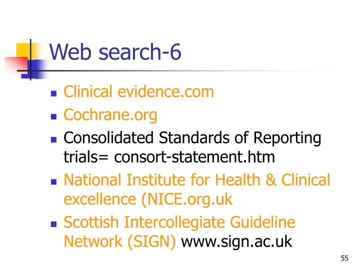 Web search-6
