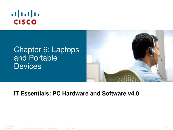 chapter 6 laptops and portable devices