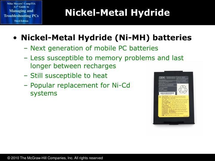 Nickel-Metal Hydride