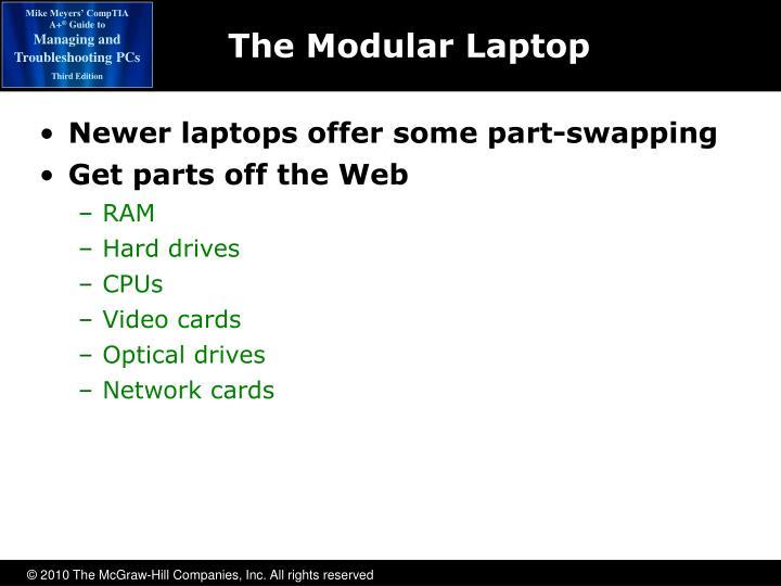 The Modular Laptop