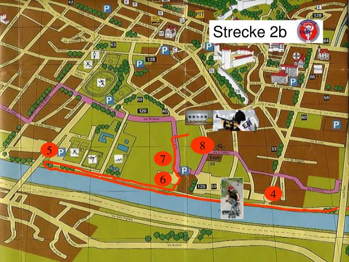 Strecke 2b