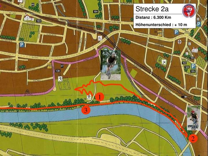 Strecke 2a