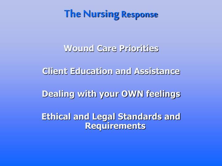 The Nursing