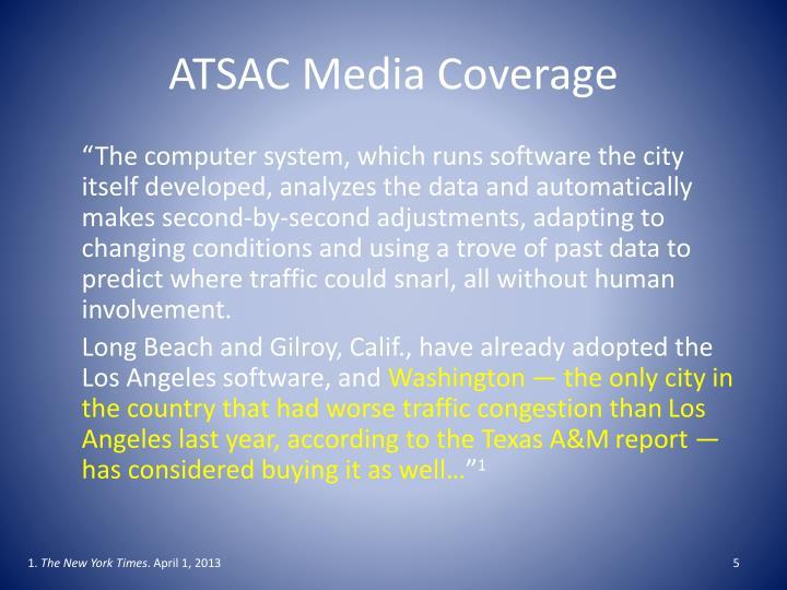 ATSAC Media
