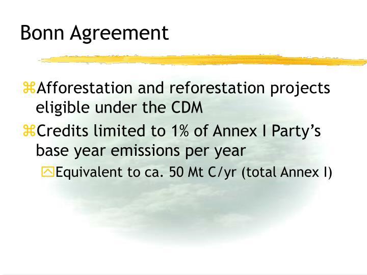 Bonn Agreement