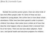 box 8 juvenile law1