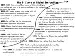 the s curve of digital storytelling