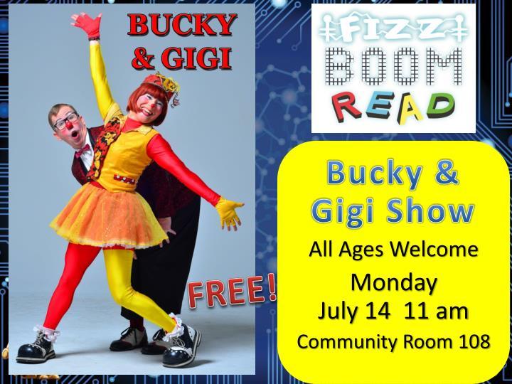 Bucky & Gigi Show