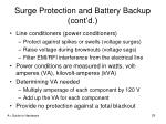 surge protection and battery backup cont d1