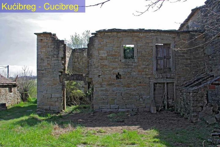 Kućibreg - Cucibreg