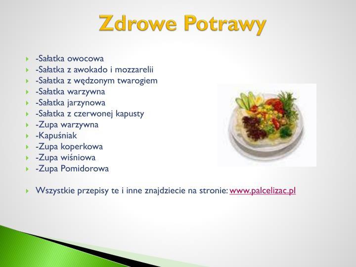 Zdrowe Potrawy