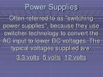 power supplies2
