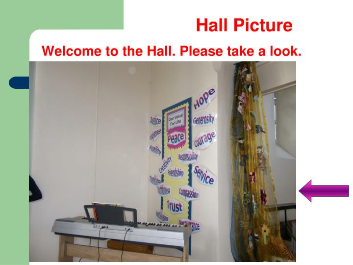 Hall Picture