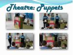 theatre puppets
