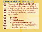 lectura b blica tito 2 11 14