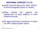national context 1 2