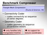 benchmark compressor