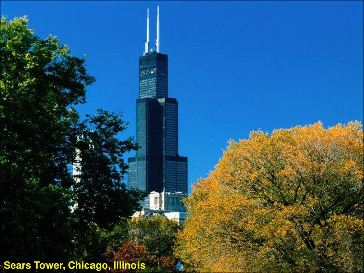 Sears Tower, Chicago, Illinois