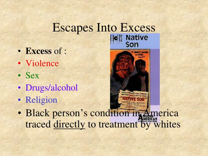 Escapes Into Excess