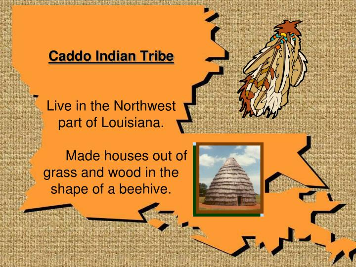 Caddo Indian Tribe