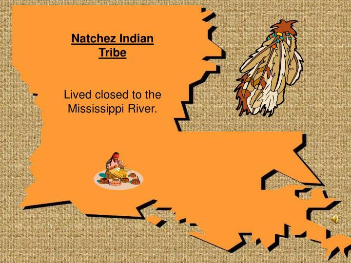 Natchez Indian Tribe