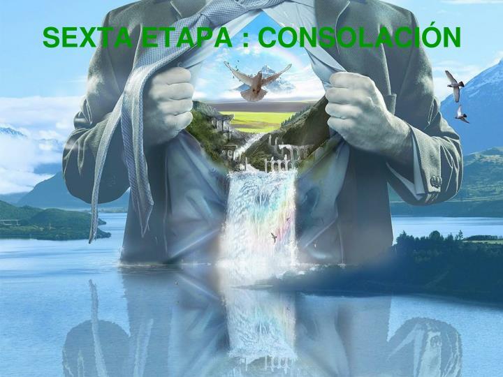 SEXTA ETAPA :