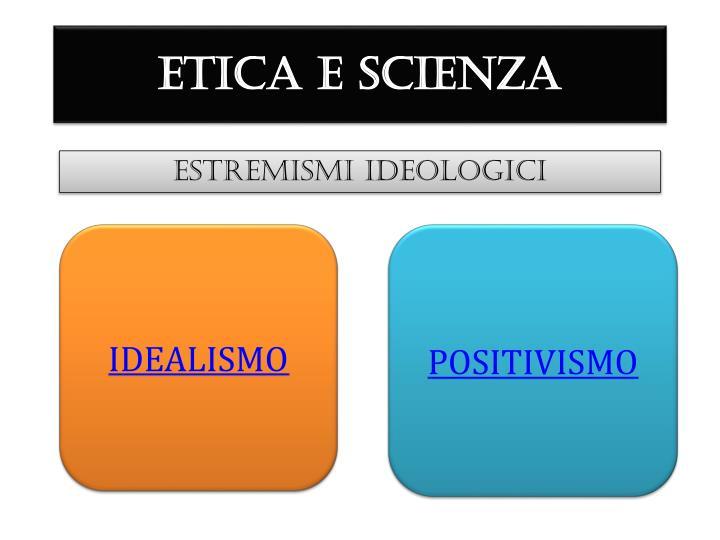 ESTREMISMI IDEOLOGICI